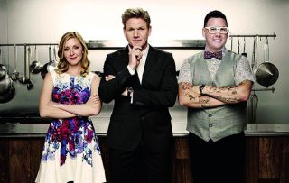 MasterChef USA, Just like the UK version, but with a whole lot more whooping and hollering!