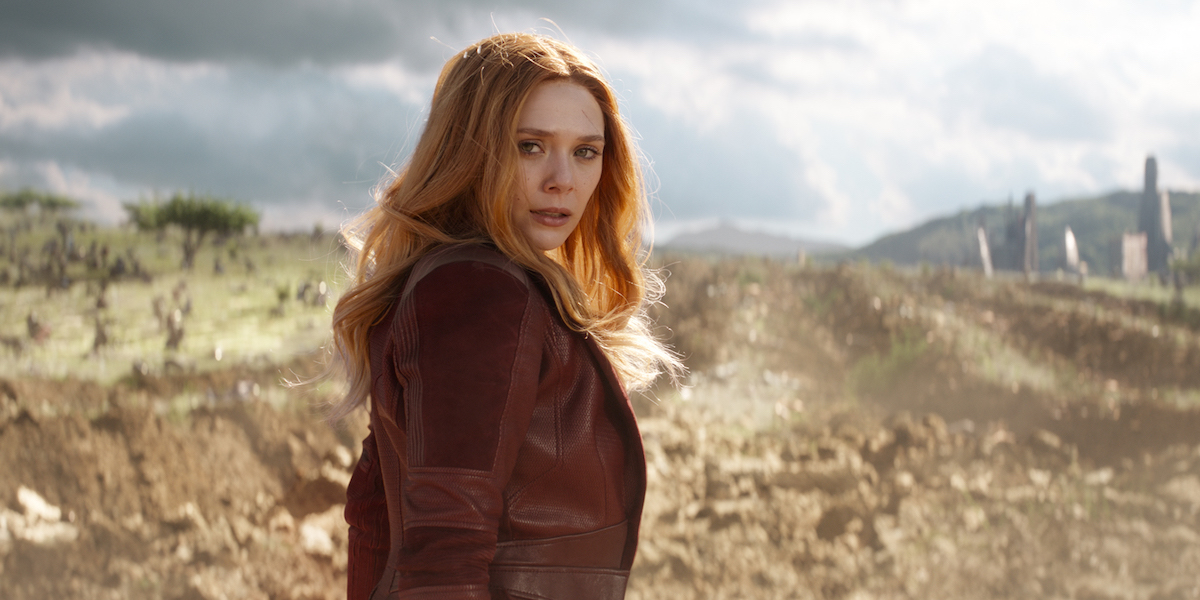Elizabeth Olsen Thinks That All-Female Movie Would Have A 'Huge Impact'