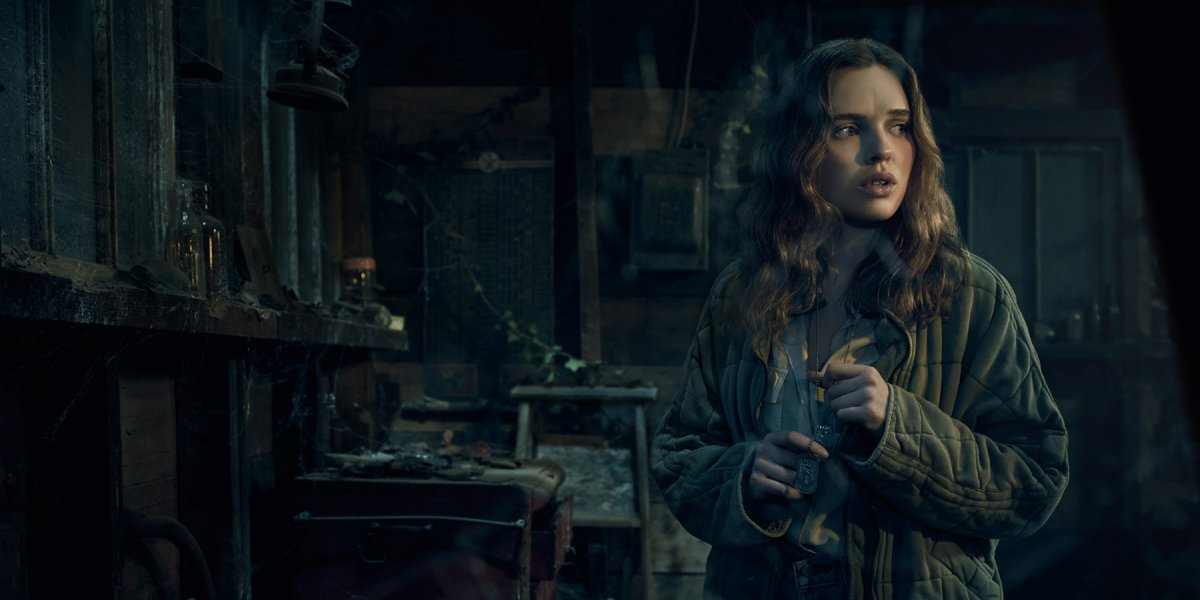 The Stand Odessa Young as Frannie Goldsmith