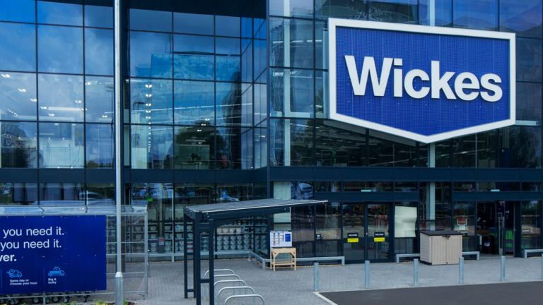 Wickes online orders, delivery, click and collect, shop opening times