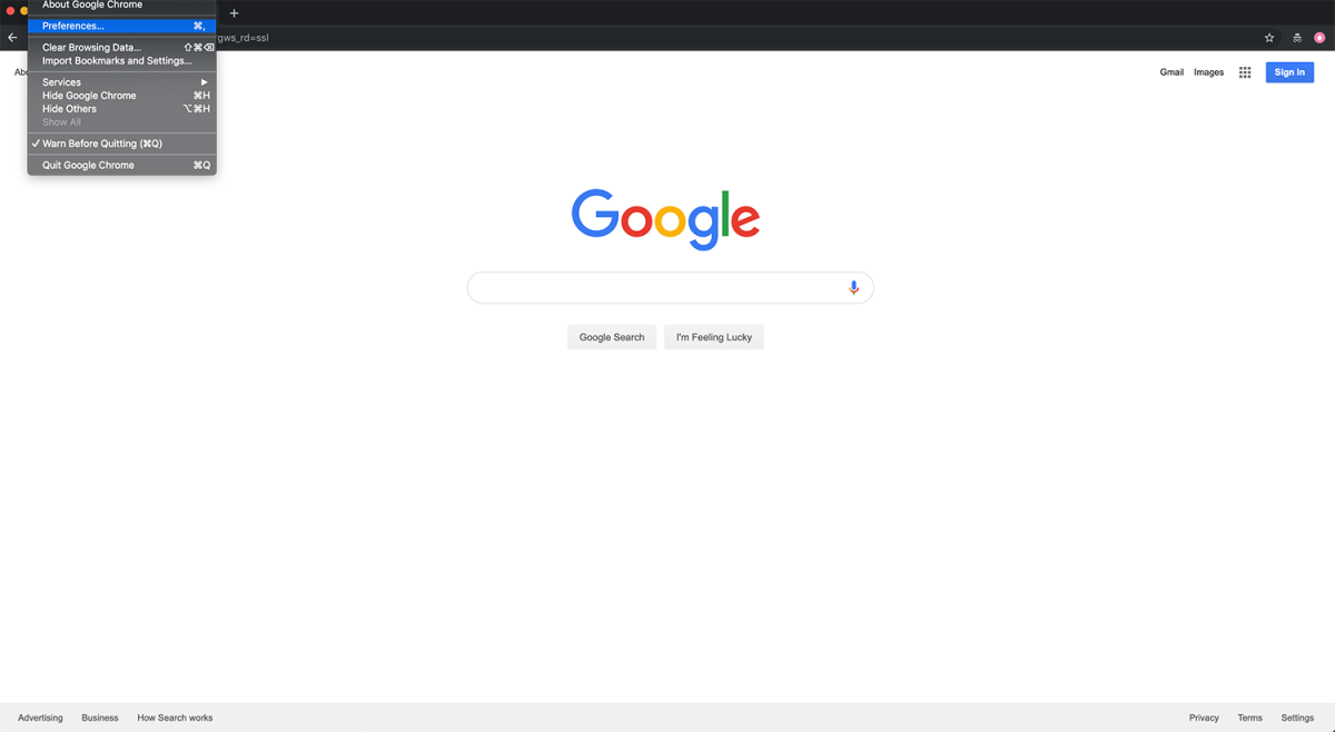 How To Change The Google Background Image Tom S Guide