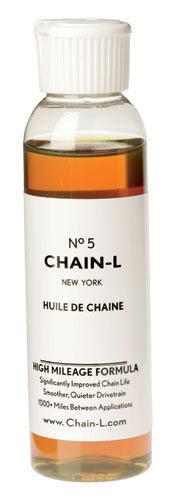 Chain-L no. 5 lube