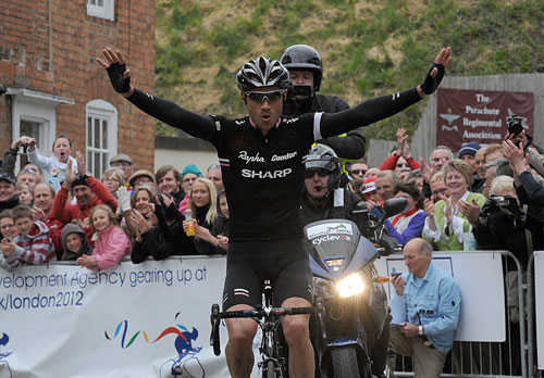 Chris Newton wins, Lincoln Grand Prix 2010