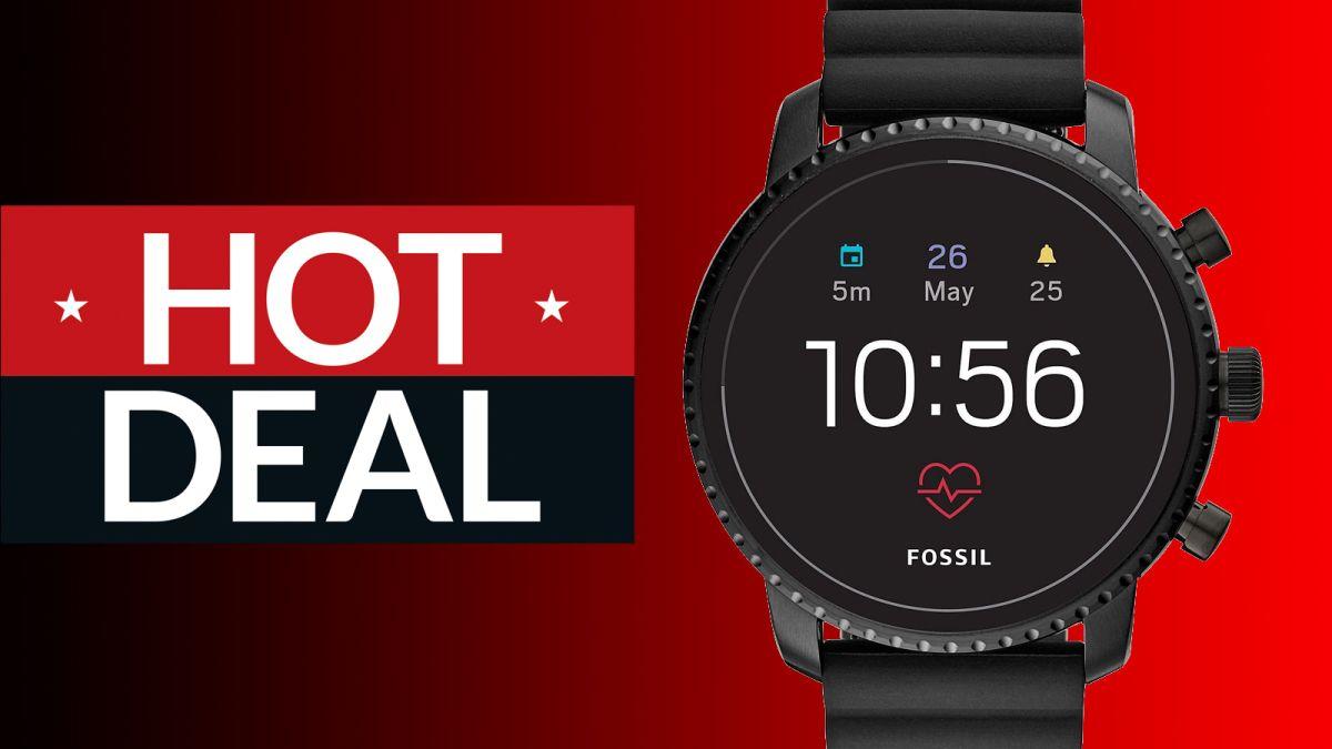 Cheap Fossil Gen 4 Smartwatch deals: 50% off select Fossil