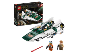 LEGO Star Wars A Wing Starfighter