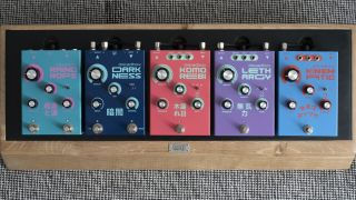 Dreadbox stompboxes