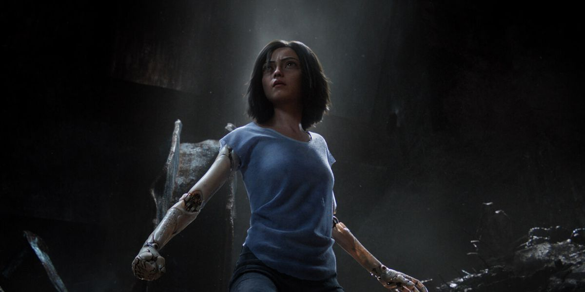 Alita: Battle Angel's Robert Rodriguez Is Making A Superhero Movie For Netflix