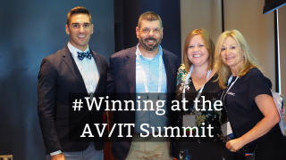 AV/IT Summit Passport to Prizes