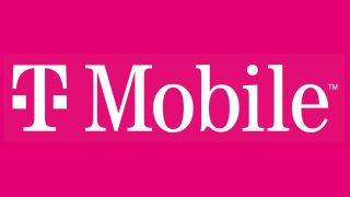 T-Mobile logo on a magenta background