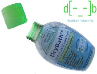 Image of Drybath bottle