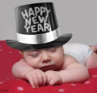 2012 New Year's baby