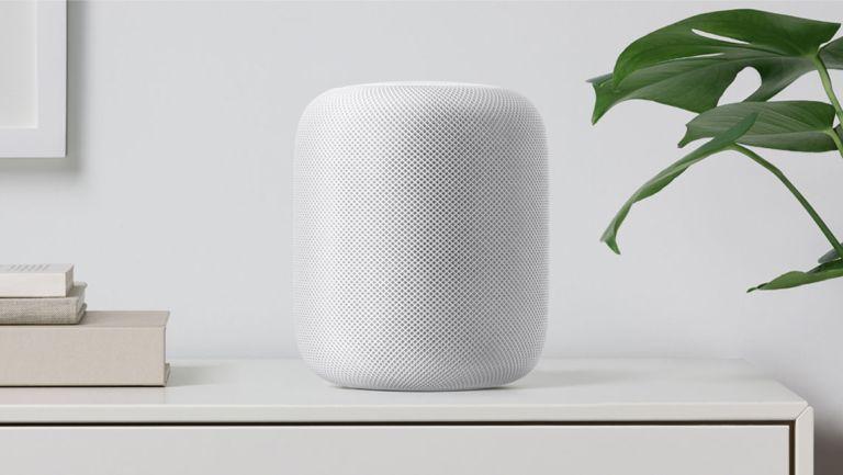 Apple Siri in Apple Pod
