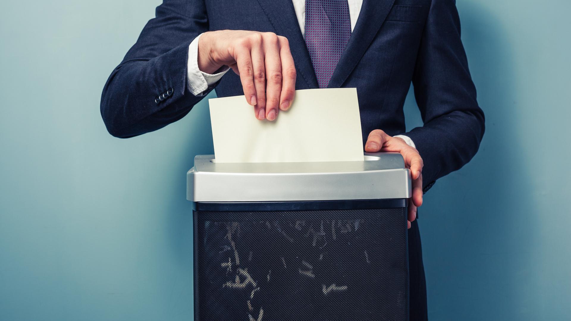 Best Shredder Of 2020 Paper Shredders For The Home Office Techradar