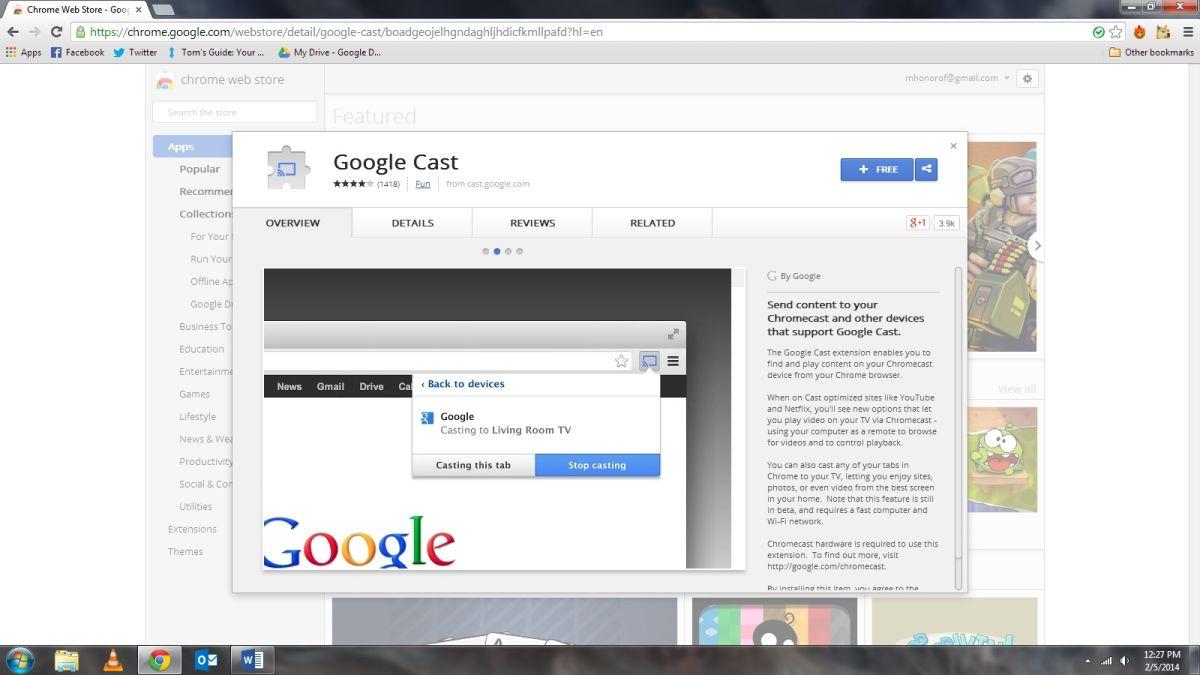 How to Set Up Google Chromecast   Tom's Guide