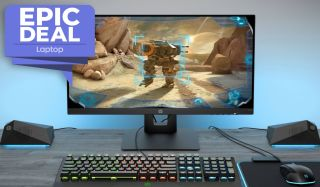 Score an HP x24 144Hz gaming monitor for just $149