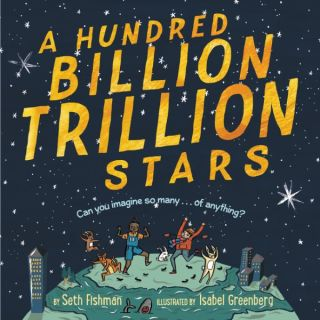 A Hundred Billion Trillion Stars book cover