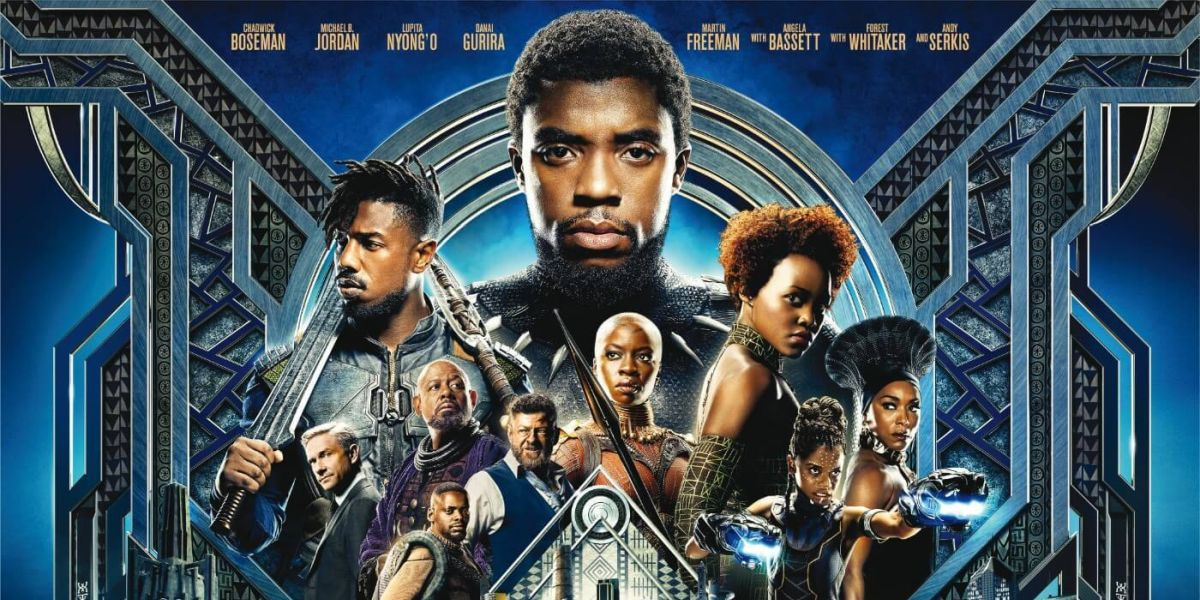Black Panther movie moster