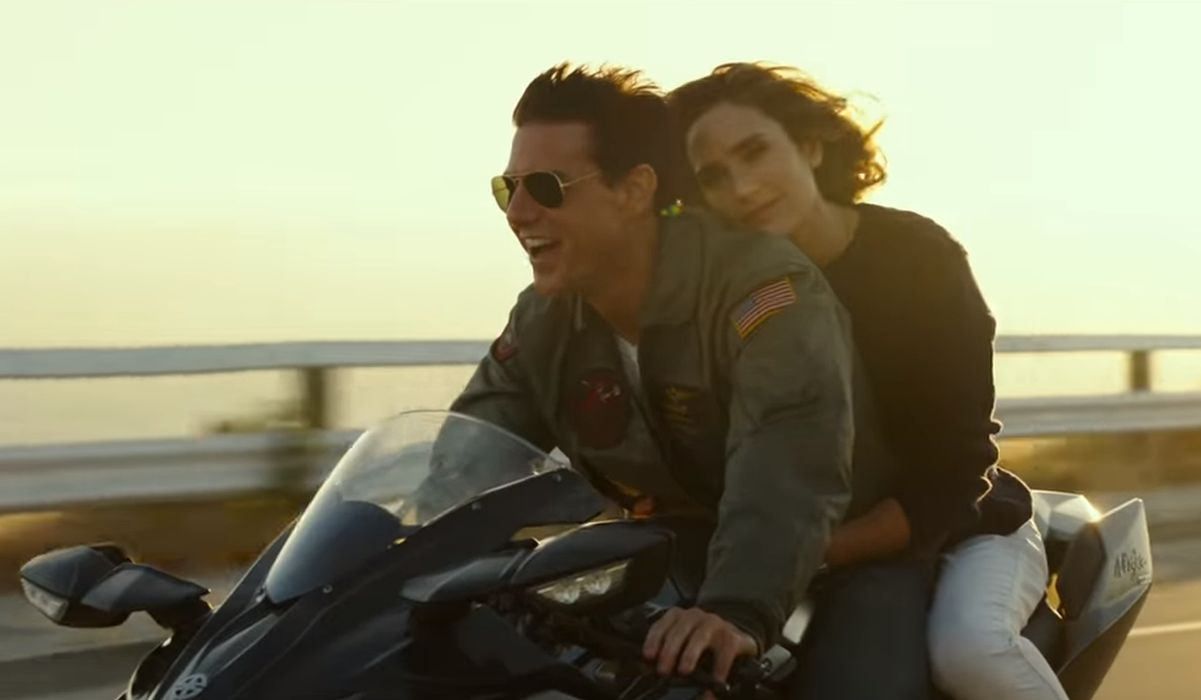 Tom  Cruise and Jennifer Connelly