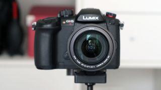 Panasonic GH5 Mark II vlogging camera