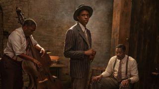 Chadwick Boseman in his final film: Ma Rainey's Black Bottom on Netflix