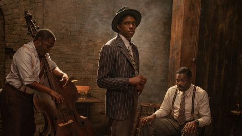 Chadwick Boseman in his final film: Ma Rainey's Black Bottom on Netflix