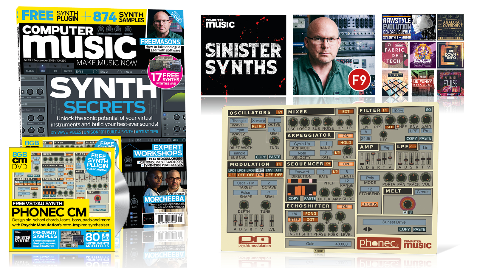 SYNTH SECRETS – Computer Music issue 259 is out now! | MusicRadar