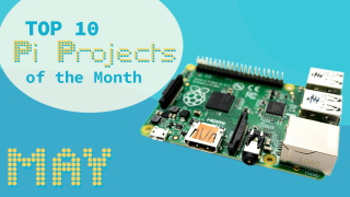 Best Raspberry Pi Projects of May 2020