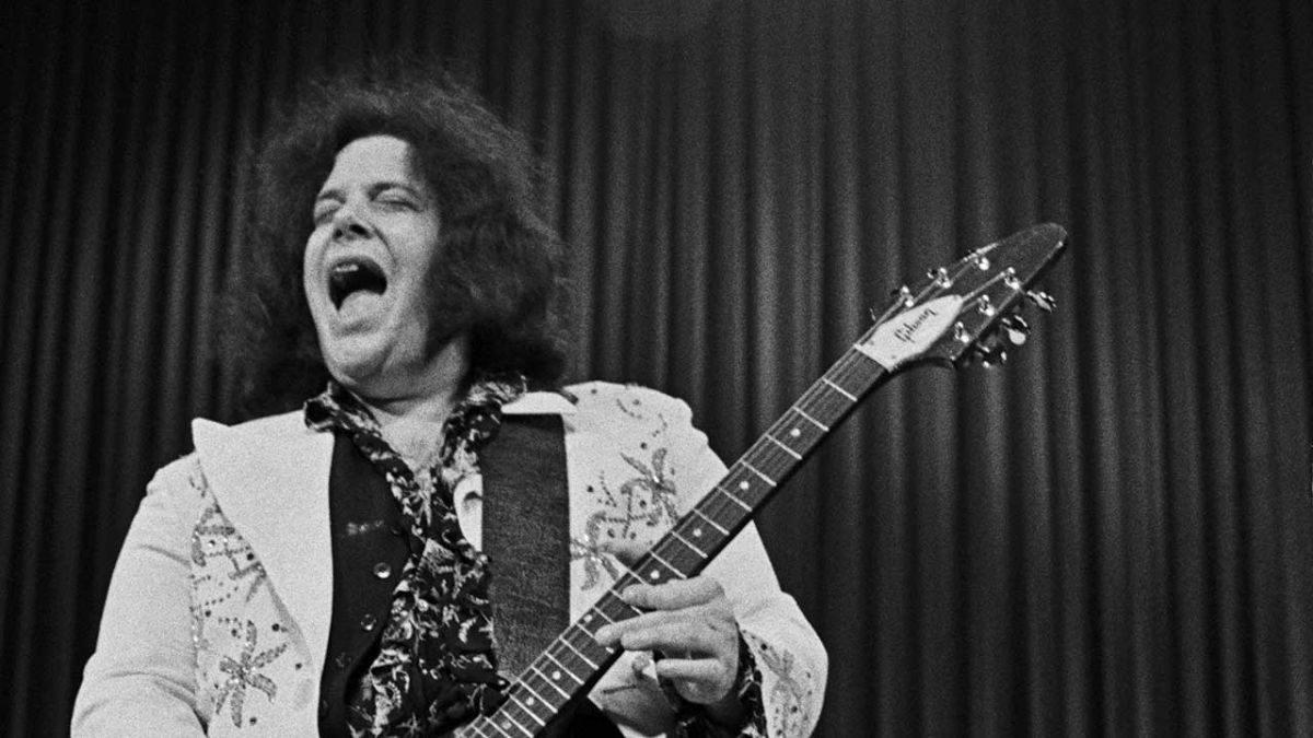 A tribute to Mountain's Leslie West