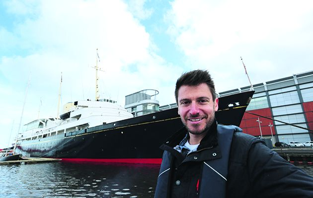 Rob Bell returns with a two-part series on Great British ships.