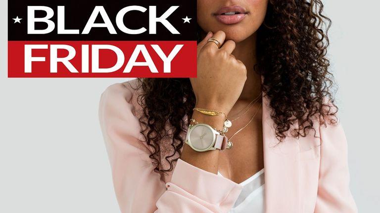 Garmin fitness watch Black Friday deals