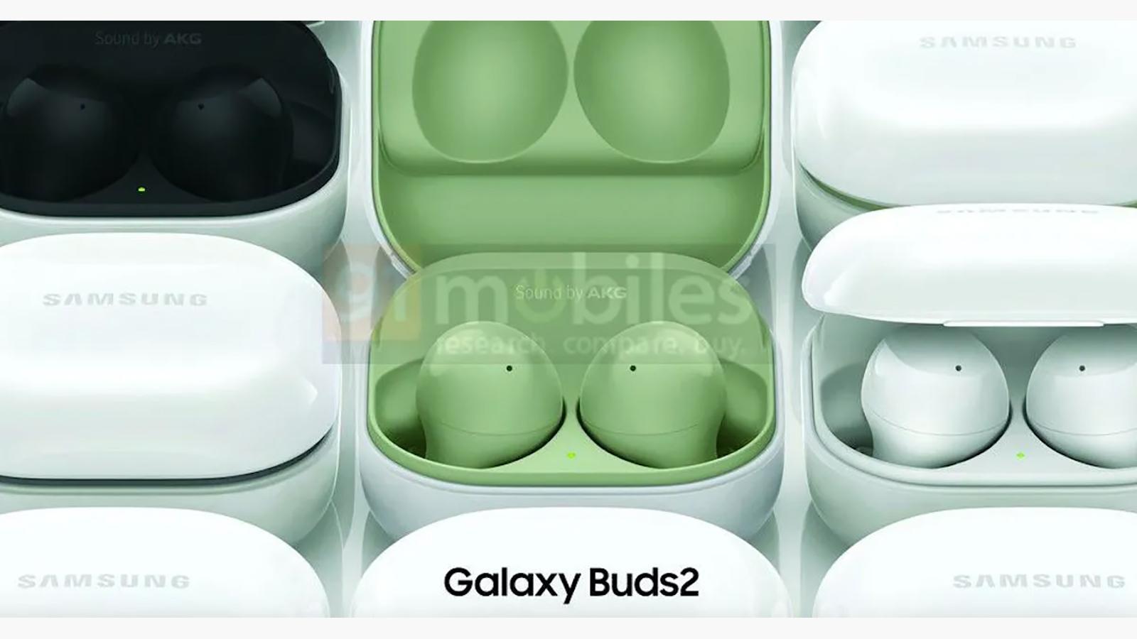Samsung Galaxy Buds 2 leak