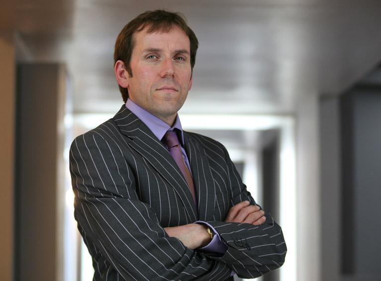 Ben Miller rings the changes of Primeval II