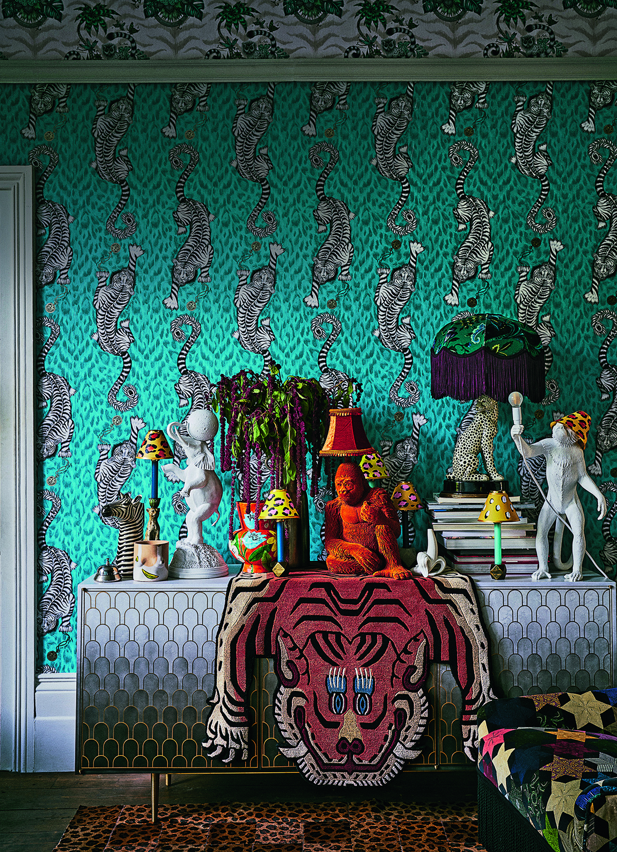Maximalism The Big Design Trend For 2018 Check Out