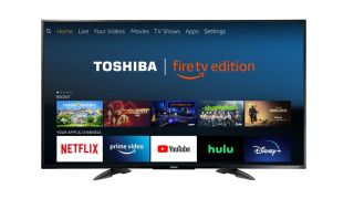 Act fast! Save 40% on 65in Toshiba 4K TV in the Cyber Monday deals