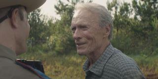 Clint Eastwwod in The Mule
