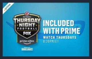 Amazon Thursday Night Football Prime Video Promo
