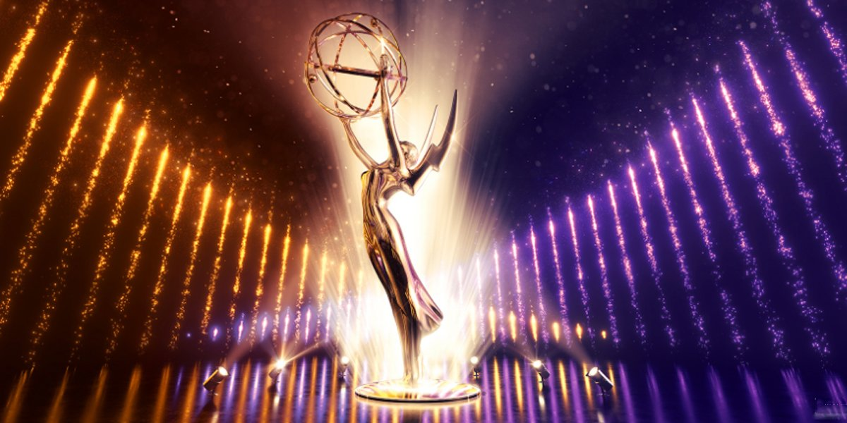 Emmy official logo Fox press site