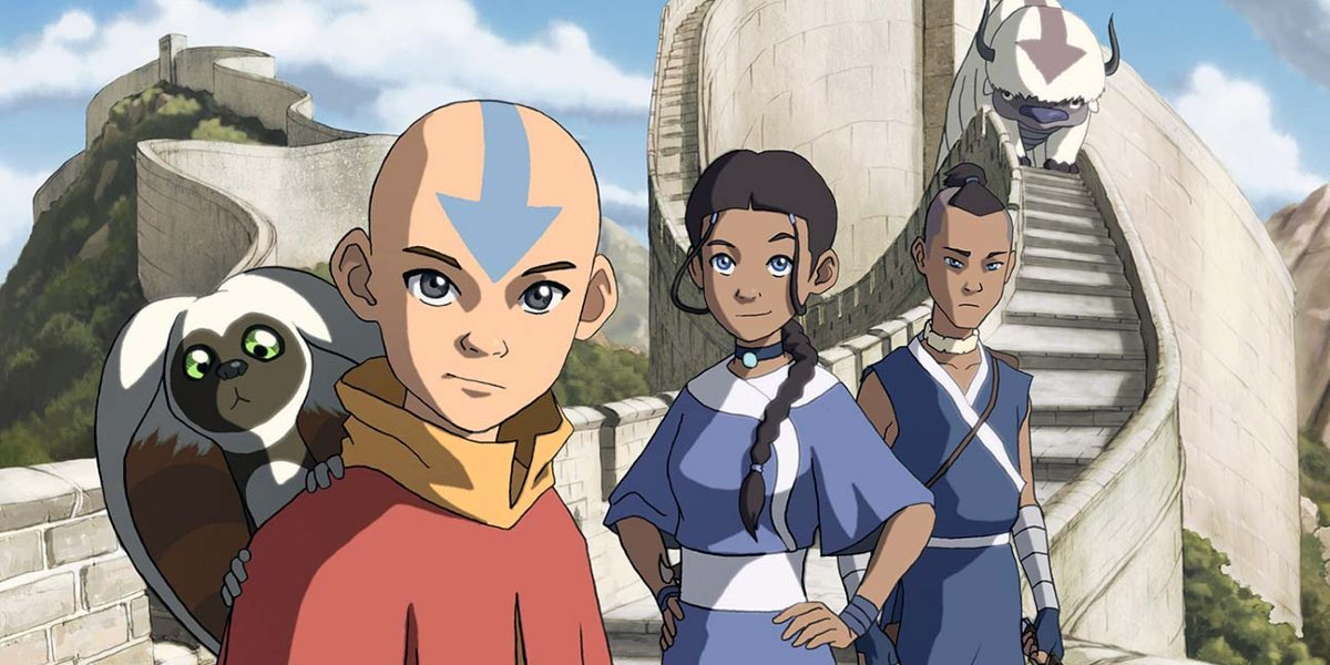 The Avatar: The Last Airbender cast