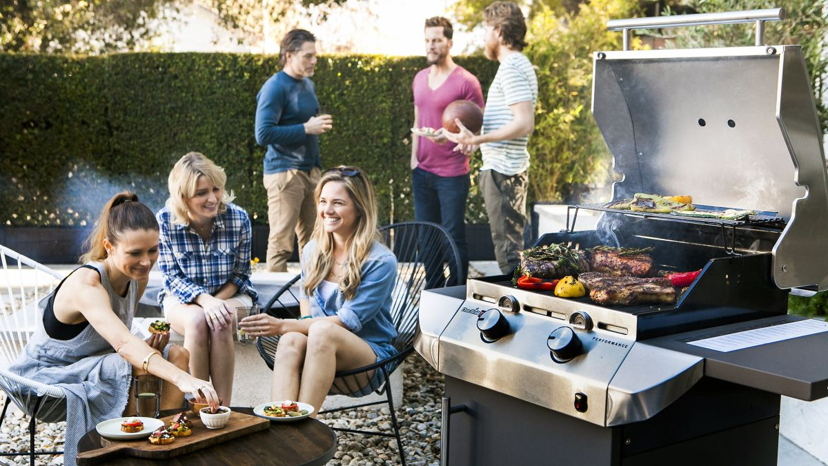 Best Barbecue 2019 Large Bbqs And Portable Grills For