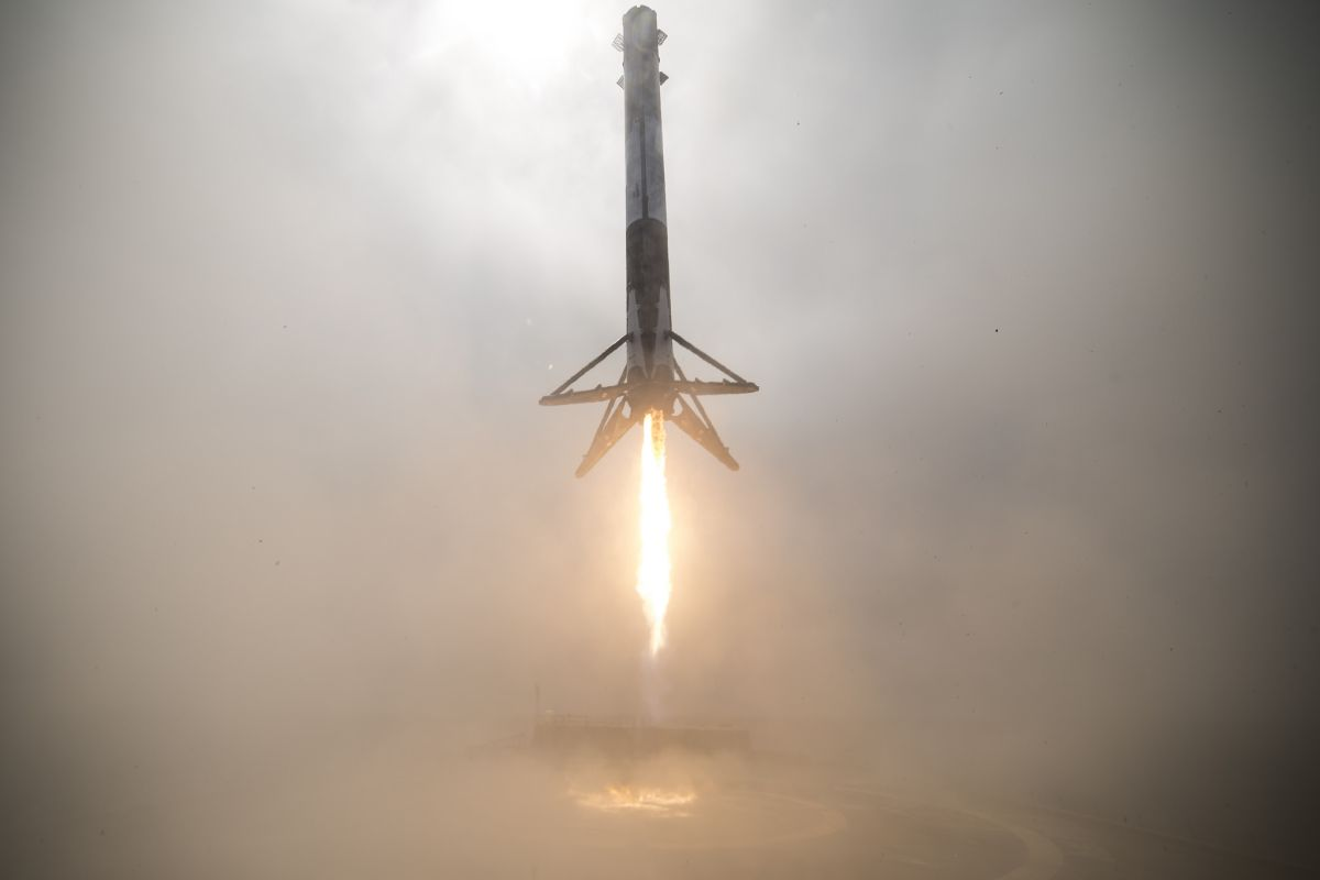 SpaceX Launching Internet Satellites Aboard Used Rocket Thursday: Watch Live