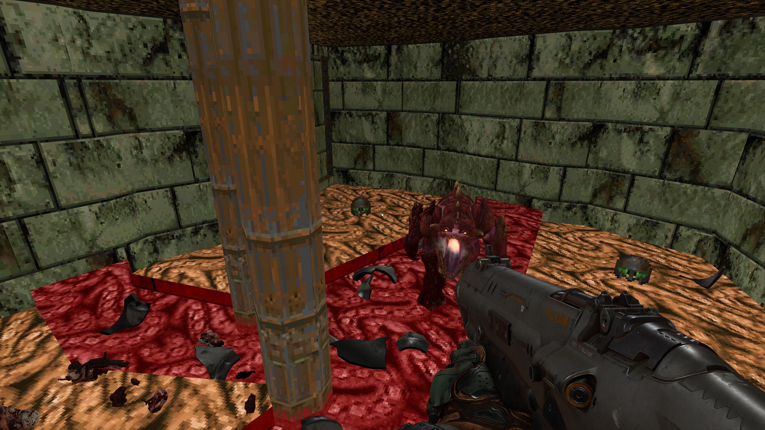 The best Doom easter eggs we've found so far | PC Gamer