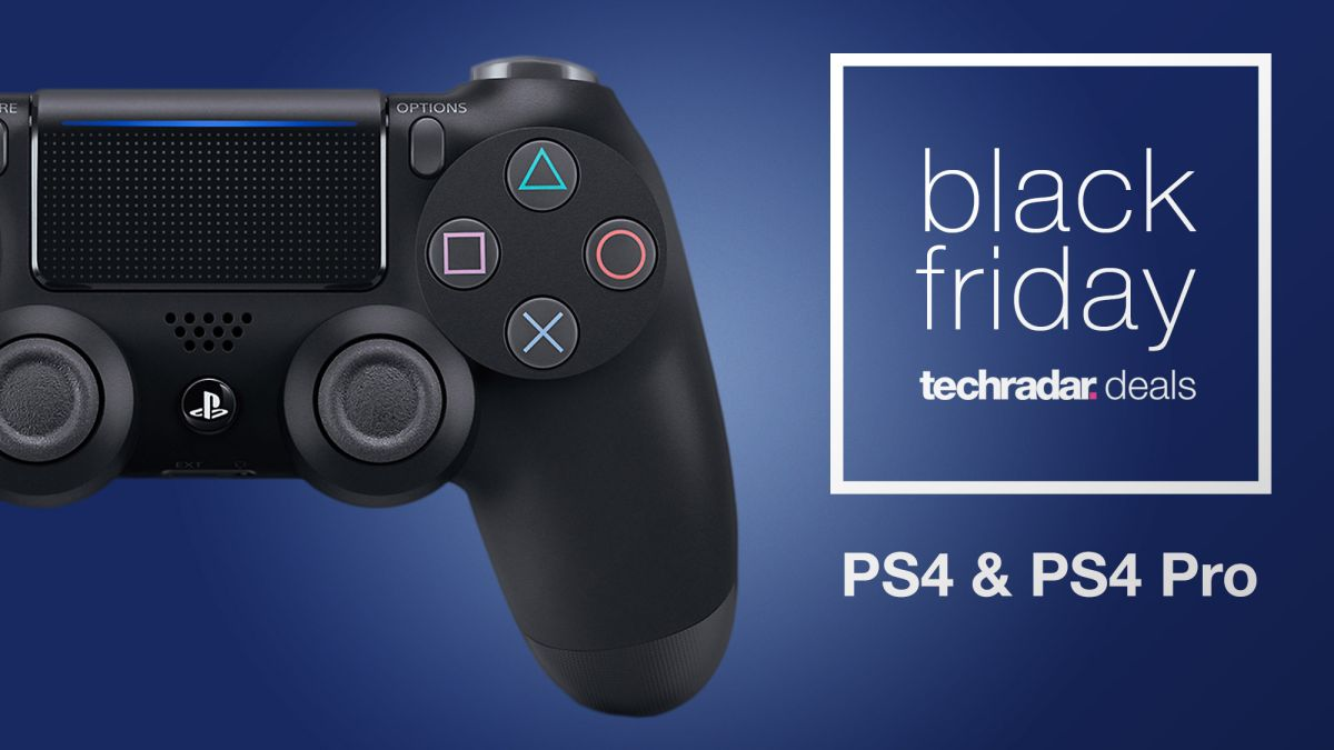 Ps4 And Ps4 Pro Black Friday Deals 2020 The Best Gaming Deals To Expect Techradar