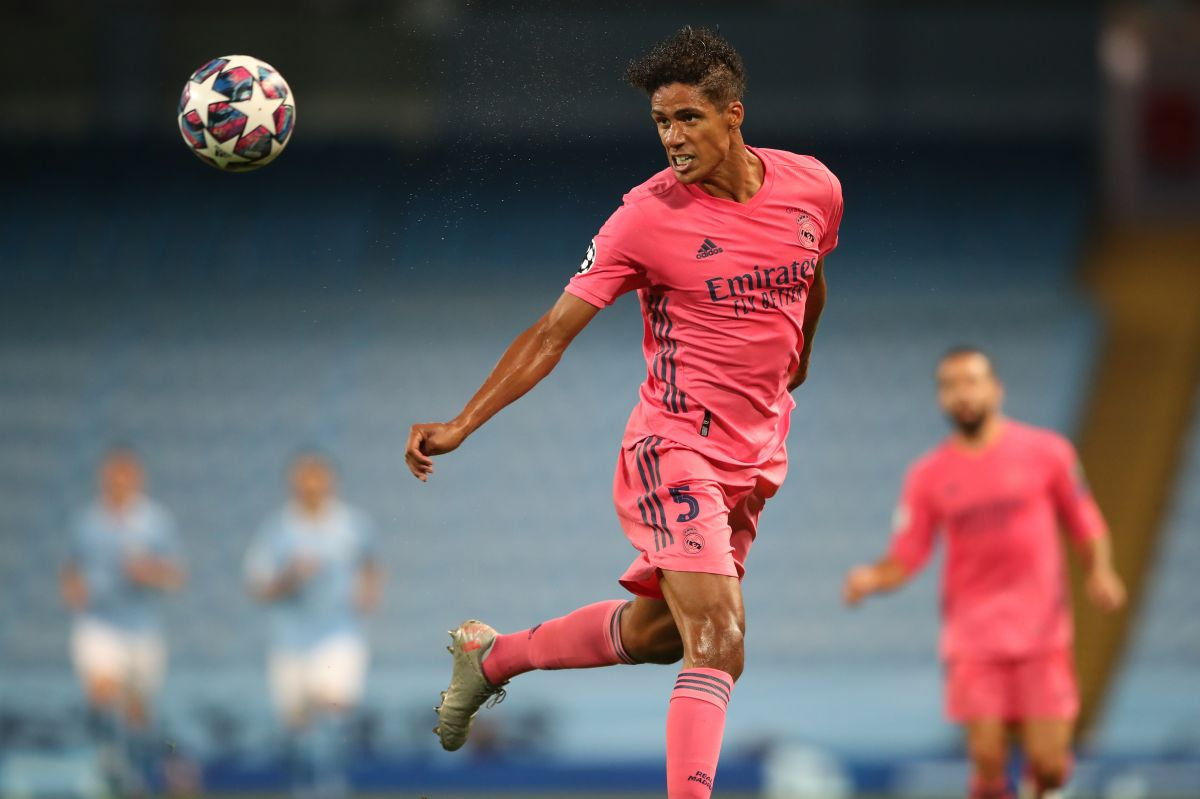 What will Raphael Varane bring to Manchester United?
