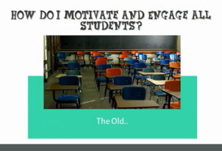 Engage Students + Capture #StuVoice with Today's Meet