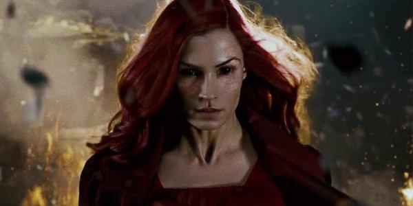 Famke Janssen as Jean Grey in X-Men: The Last Stand