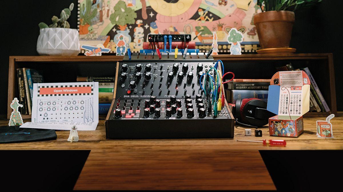 Moog Sound Studio review
