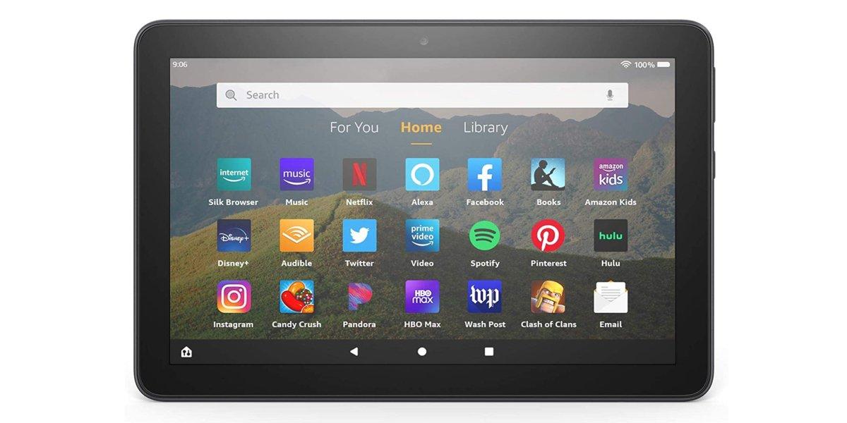 Fire HD 8 Tablet, 8-Inch Display, 32GB