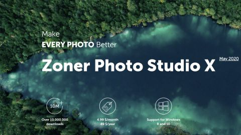 Zoner Photo Studio X review