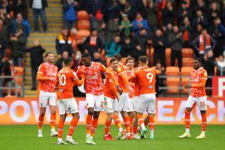 Blackpool v Blackburn Rovers – Sky Bet Championship – Bloomfield Road