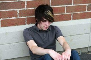 An image of a teen boy